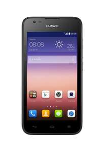"MAJ Smartphone 4,5"" Huawei Ascend Y550 - Android 4.4.2 - RAM 1Go (30€ ODR)"