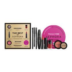 Coffret 8 produits de beauté The Best Of Sephora