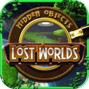 Jeu Hidden Objects Lost Worlds Gratuit sur Android (au lieu de 0.99€)