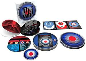 Album The Who: Quadrophenia - Live In London - Deluxe édition