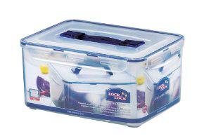 Boîte hermétique Lock & Lock  rectangulaire 8 litres