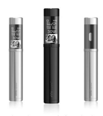 Cigarette électronique Joyetech eViC Supreme + Kit 510-t + Un e-liquide