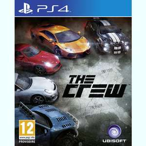 Précommande : The Crew Edition Street sur PS4 et Xbox One