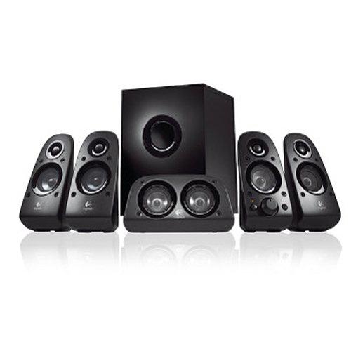 Système de haut-parleurs 5.1  Logitech Surround Sound Speakers Z506  -75 watts Noir