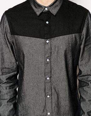 -25% sur une sélection de vêtements de la marque Asos - Ex : Chemise en jean