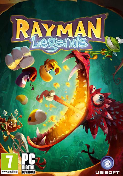 Jeu PC dématérialisé Rayman Legends