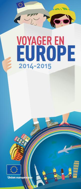 Voyager en Europe 2014-2015 gratuit