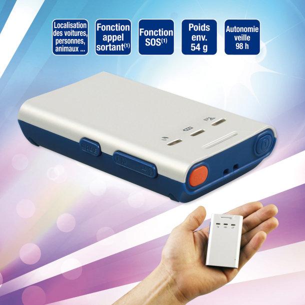 Balise (tracker) GPS Maginon GPS-1