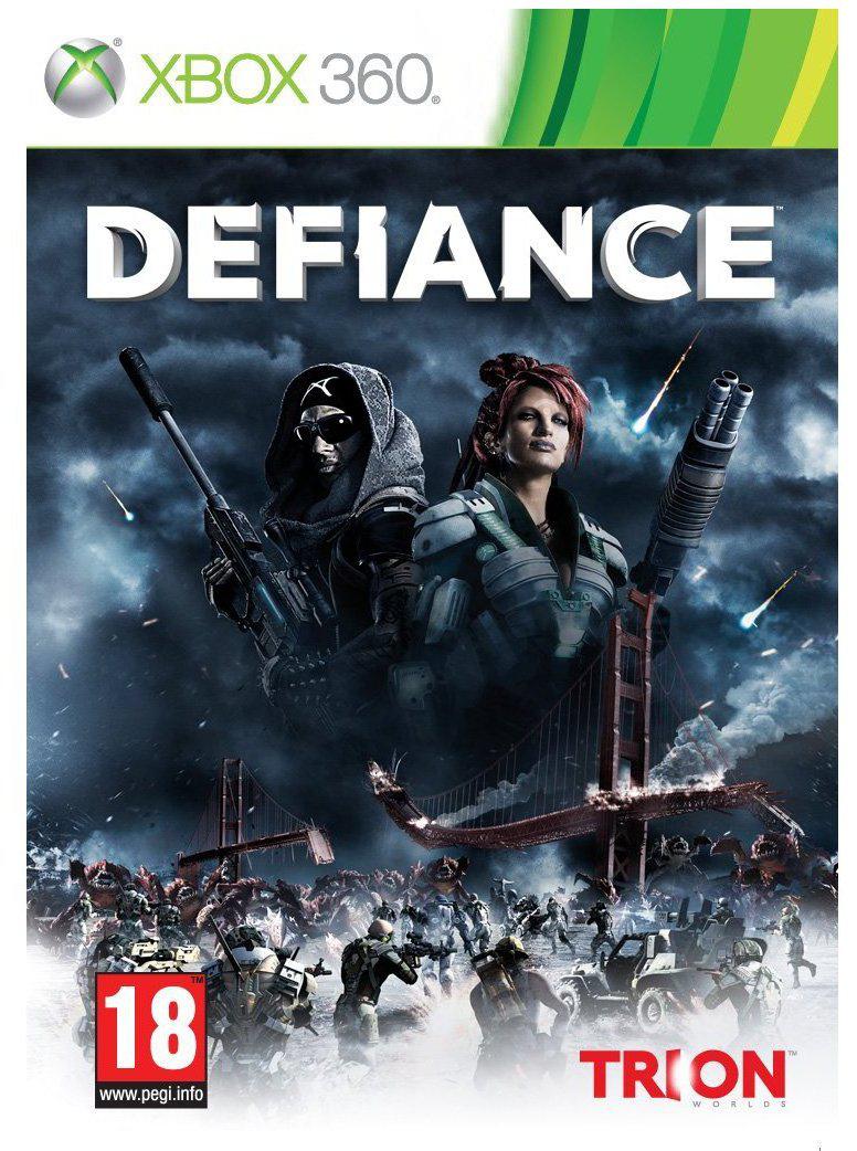 [Abonnés Gold] Defiance gratuit sur XBOX 360 (dématérialisé)
