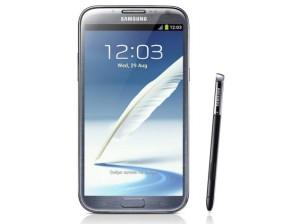 Smartphone Samsung Galaxy Note 2 Nu et débloqué avec ODR (70€)