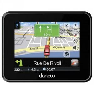 GPS - DANEW GS180 - Europe - 3,5 pouces
