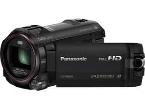 Camescope Panasonic HC W850 - Full HD (avec ODR 100€)