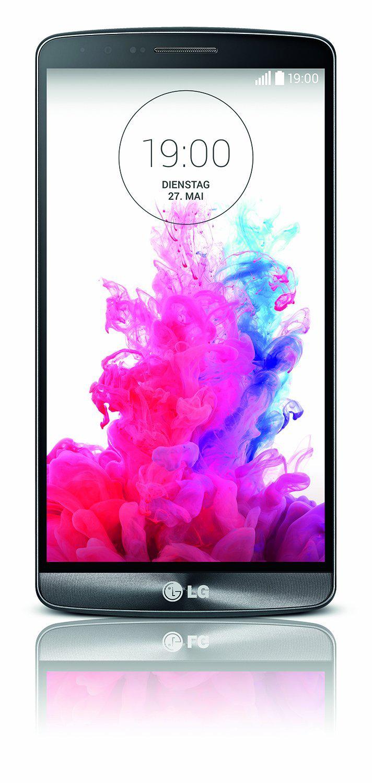 "Smartphone 5.5"" LG G3 32 Go titane"