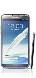 Samsung Galaxy Note 2 (avec ODR) gris titanium