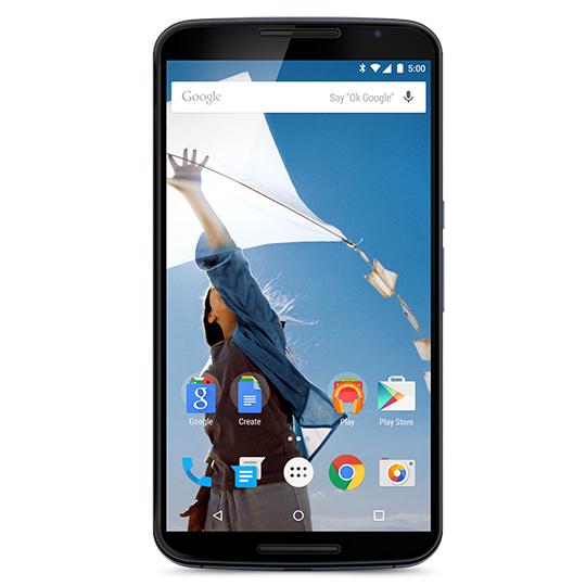 [Abonnés Free] Smartphone Google Nexus 6 (Avec ODR de 100€)