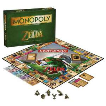 [Précommande] Jeu Monopoly Zelda