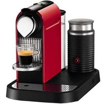 [Adhérents] Machine à café Krups Nespresso Citiz & Milk + 20€ en chèque cadeau (avec ODR de 100€)
