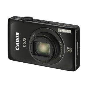 Appareil photo numérique Canon IXUS 1100HS - 12,1 Mpix - Noir