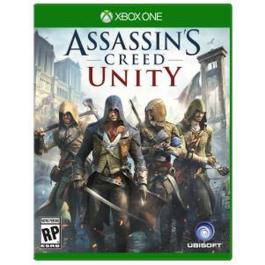 Assassin's Creed Unity sur Xbox One (dématérialisé)