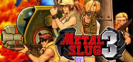 Metal Slug 3 sur PC