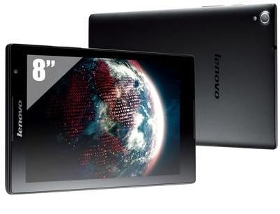 "Tablette 8"" Lenovo Tab S8-50 16 Go - Full HD - Android 4.4"