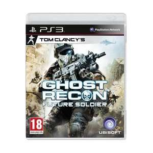 Ghost Recon : Future Soldier sur PS3