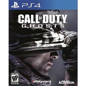 Jeu PS4 Call Of Duty Ghosts