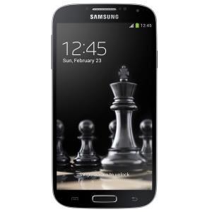 "Smartphone 5"" Samsung Galaxy S4 Black Edition"
