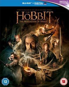 Blu-ray - Le Hobbit - La désolation de Smaug VO/VF