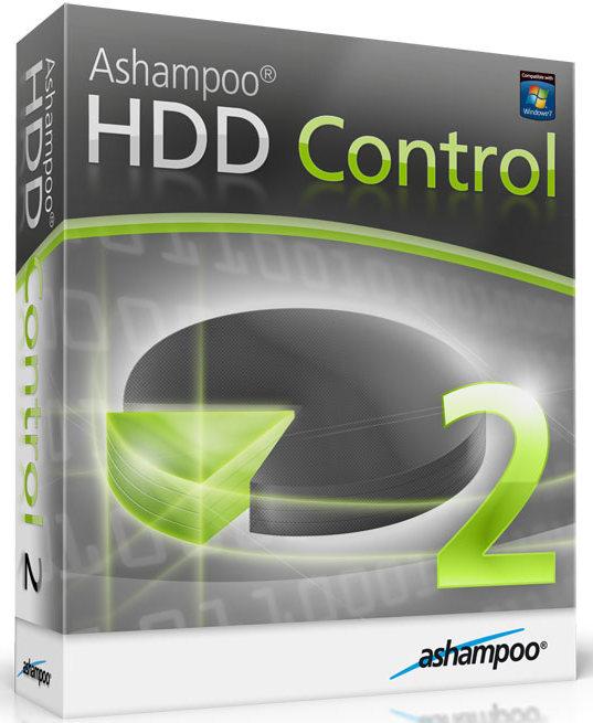 Logiciel Ashampoo HDD Control 2 gratuit