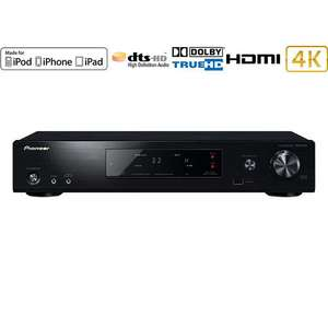 Ampli Home cinéma compact 5.2 Pioneer VSX-S310-K - 5 x 110W - Ultra HD 4K Pass Through - Dolby True HD - DTS-HD
