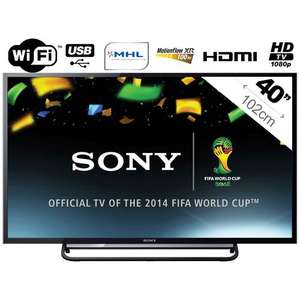 TV LED 40'' Sony KDL40R480BBAEP - 1080p