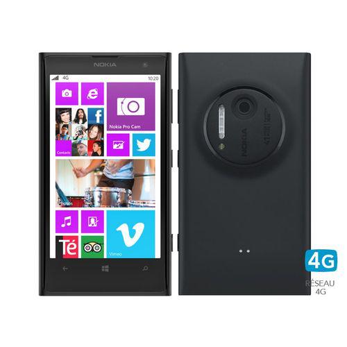 "Smartphone Nokia Lumia 1020 - Ecran 4.5"", Photo 41MPx, 4G"
