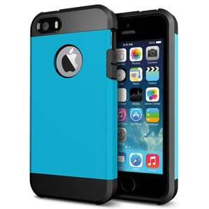 Coque + stylet + film de protection iPhones 4 et 5C