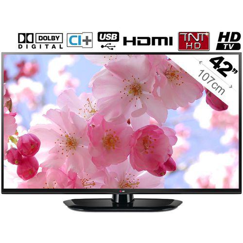 "TV 42"" LG  42PN450B - Plasma - 1024x768p"
