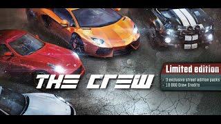 Précommande : The Crew Edition limitée sur PC (Dématérialisé - Uplay)