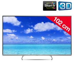 "Téléviseur 40"" Panasonic TX-40AS640E - Full HD 3D Smart TV"