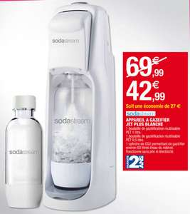 Machine Sodastream Jet Plus