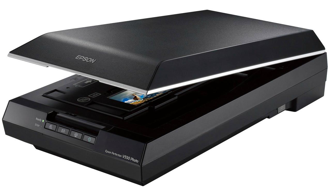 Scanner Photo Epson V550 - 6400x9600 ppp