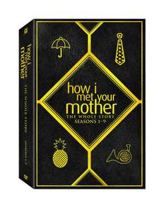 Coffret Intégrale How I Met Your Mother 28 DVD (Zone 1)