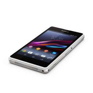 Smartphone Sony Xperia Z1 Compact blanc