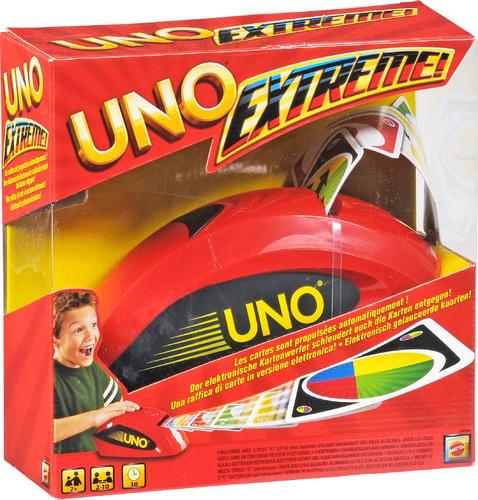 Jeu Mattel Uno Extreme (avec ODR)