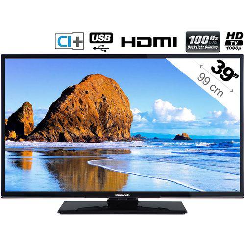 """TV LED 39"""" Panasonic TX-39A300E - 1080p - TNT HD"""