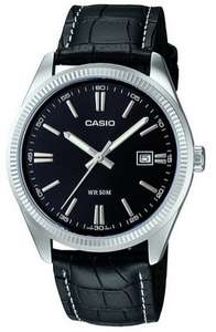Montre Homme Casio MTP-1302L-1AVEF - Bracelet Cuir