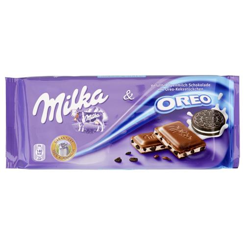 [EXPIRE] Tablette chocolat Milka Oréo