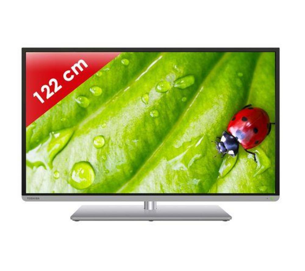 """TV 48"""" Toshiba 48L5435DG 3D Smart TV (Avec ODR de 100€)"""