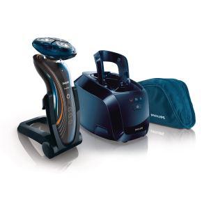 Rasoir Philips RQ1185/22 Wet & Dry Senso Touch 2D avec Jet Clean System (Avec ODR de 30€)