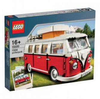 Lego Creator Volkswagen T1 Camper Van - 10220