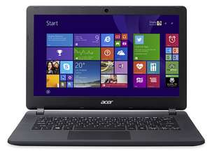"PC portable 13.3"" Acer Aspire ES1-311-C7CZ - Noir"