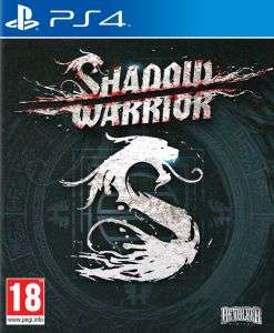 Shadow Warrior sur PS4/Xbox One